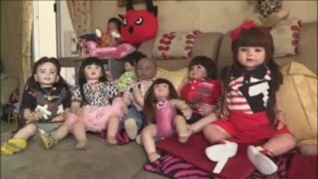 Muñecos sobrenaturales 'Made in Tailandia'