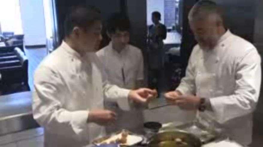 Atala y Narisawa acercan en Tokio las cocinas brasileña y japonesa
