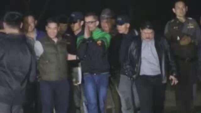 El español Artur Segarra, sospechoso de asesinato, entregado a Tailandia