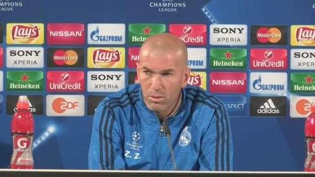 """Zidane: """"Desde ahora todos los partidos son finales para nosotros"""""""