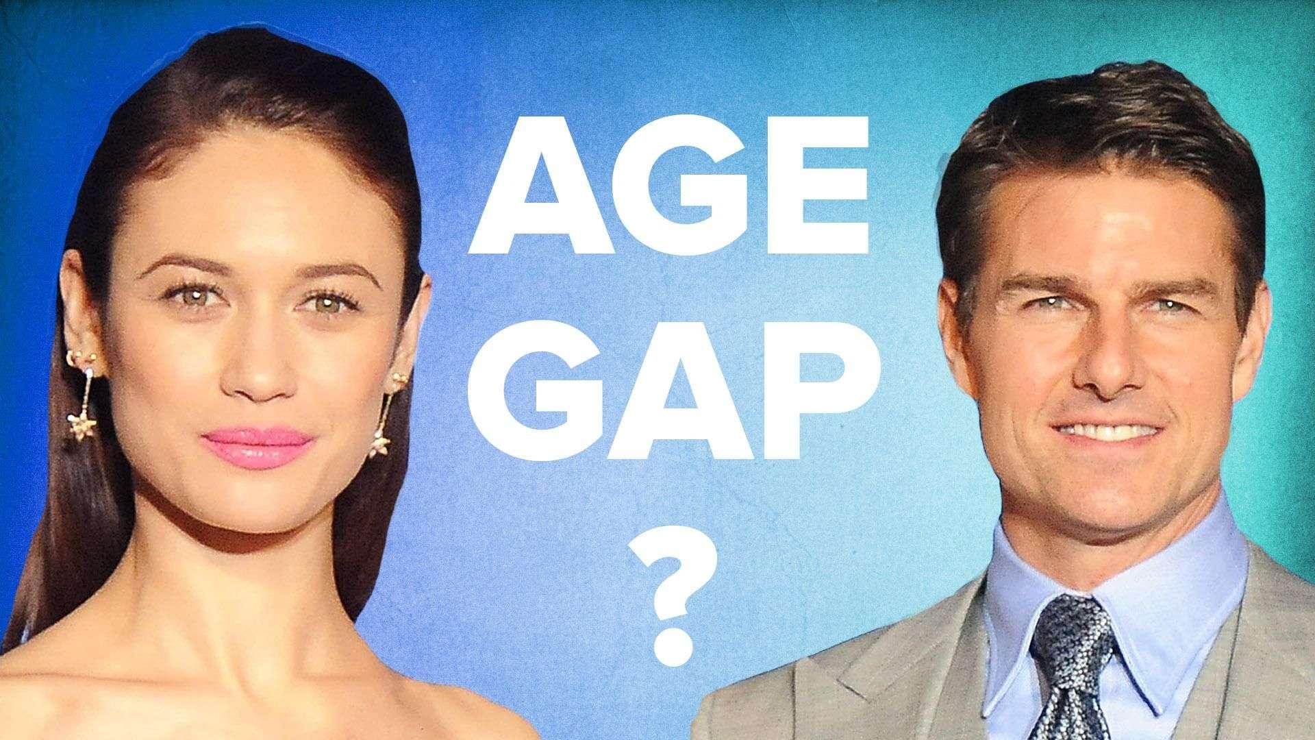 Diferencias de edad de las celebridades que no creerás