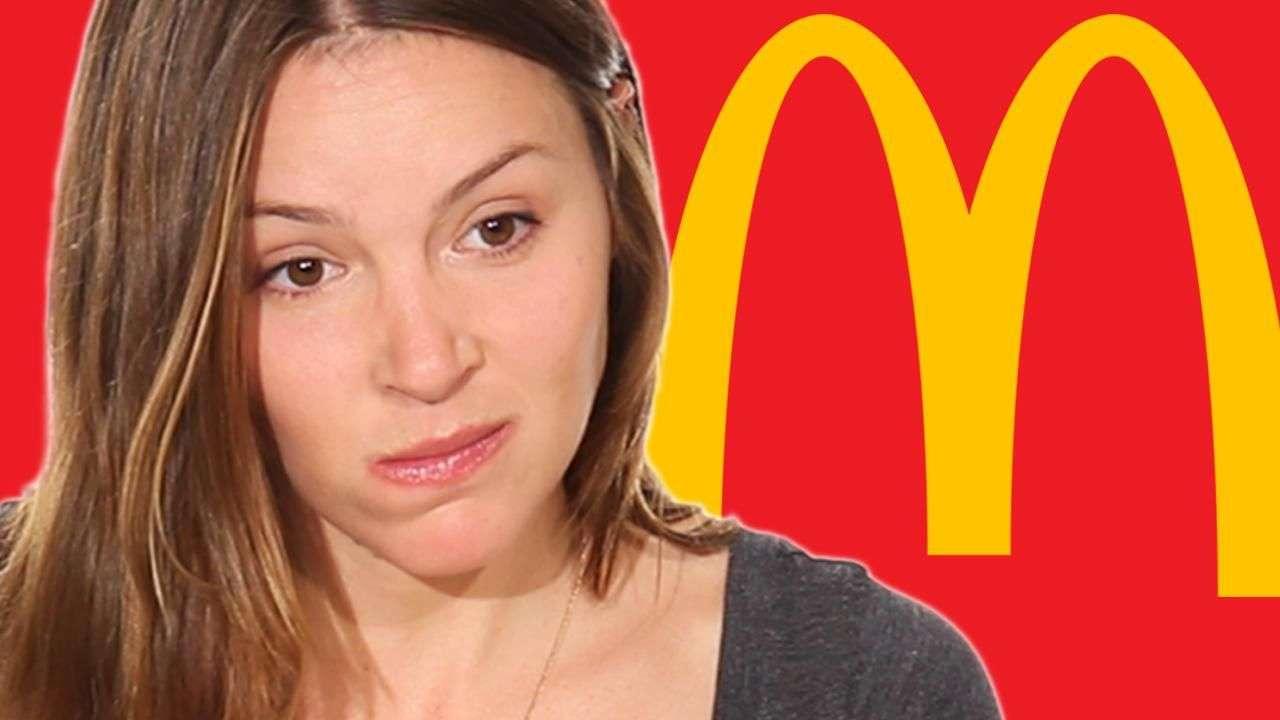 Norteamericanos prueban McDonald's por primera vez