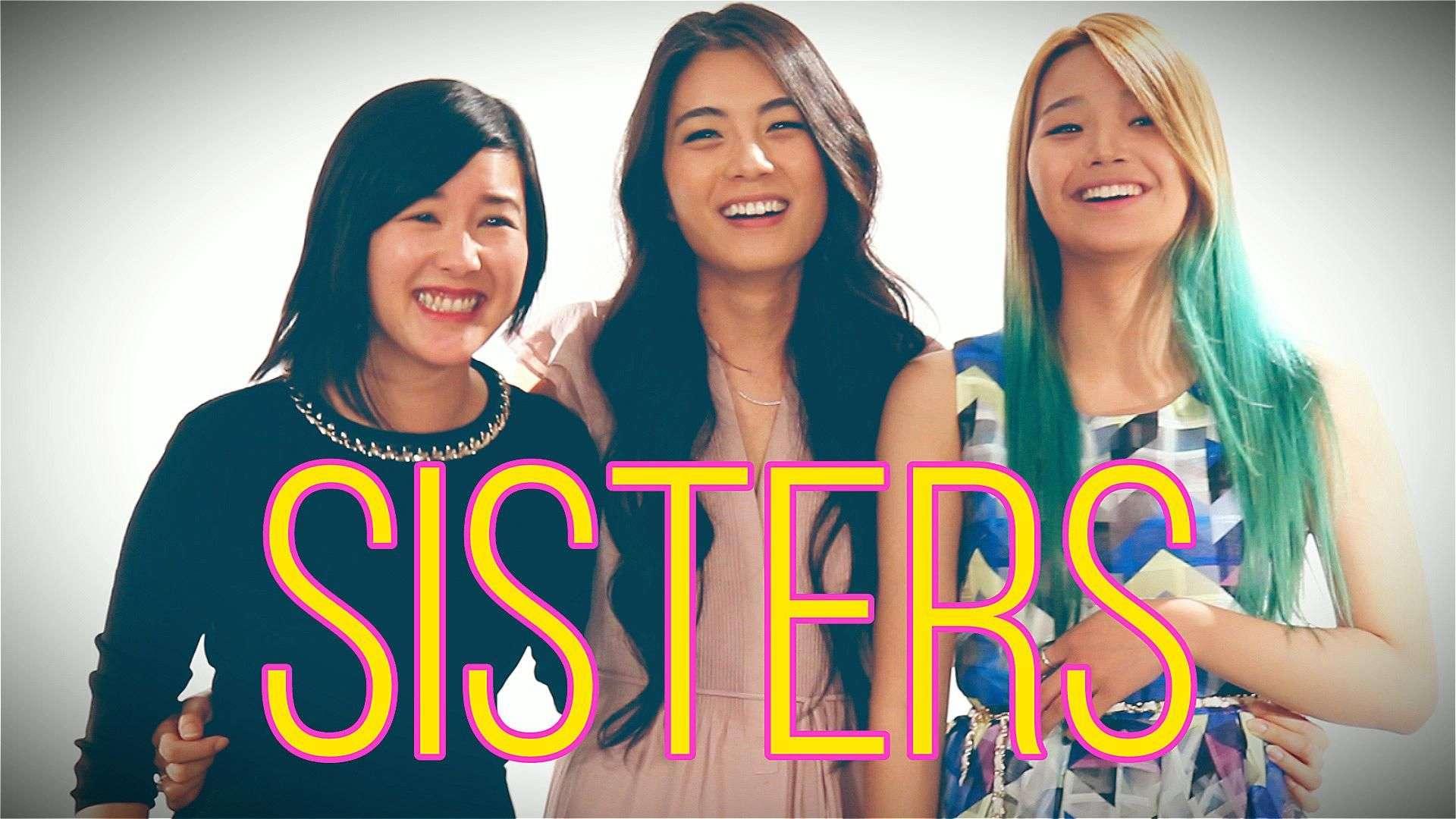 Crecer con hermanas: antes y ahora