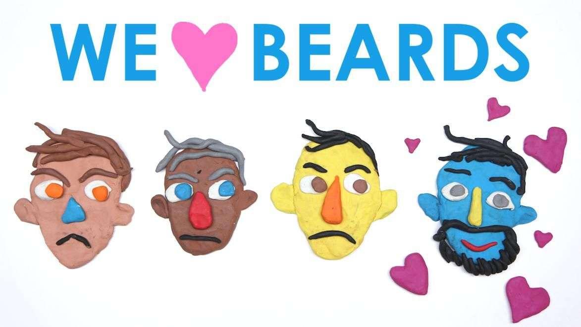 7 Datos de la barba que te harán querer una