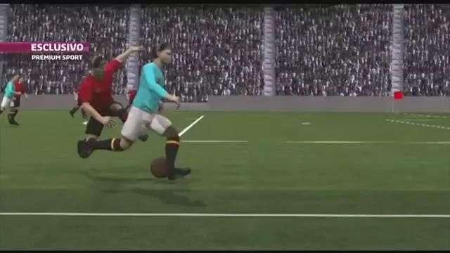 """Canal italiano """"recrea"""" el gol de Di Stefano ante Bélgica en 1957"""