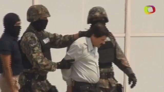 """Gobierno mexicano concede extradición de """"el Chapo"""" Guzmán a EEUU"""