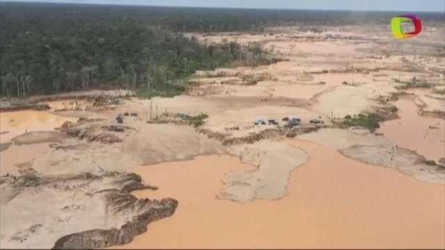 Emergencia por contaminación con mercurio en Amazonía peruana