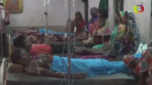 Rayos han causado la muerte de 74 personas en India