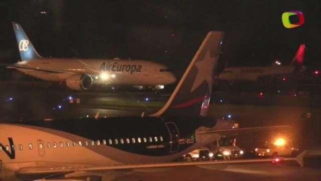 Madrid-Bogotá, el nuevo vuelo diario de Air Europa