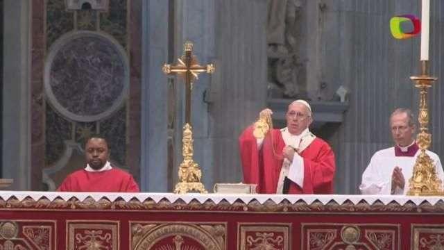 El papa advierte tentación de Iglesia de cerrarse ante peligros