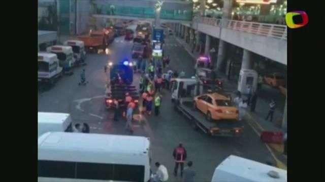 El aeropuerto Atatürk de Estambul vuelve a operar, aunque con pocos vuelos
