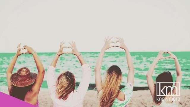 ¡Tus amistades alargan tu vida!