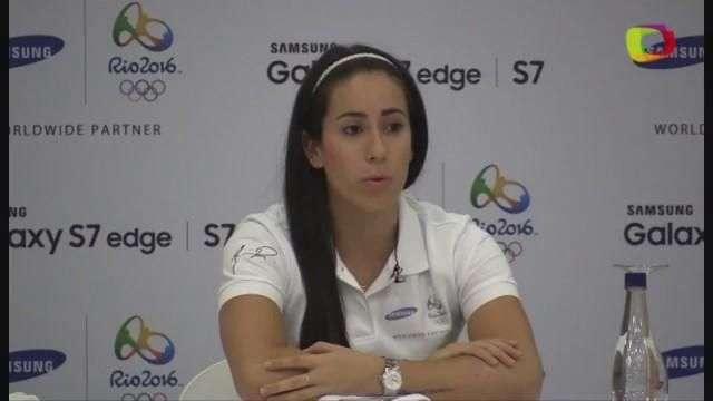 Mariana Pajón quiere repetir el oro olímpico en Río 2016