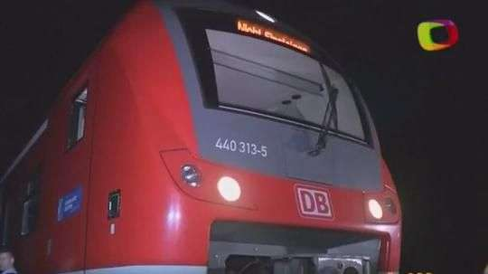 Estado Islámico se atribuye el ataque en tren alemán