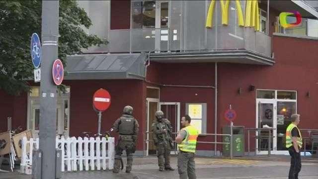 """La policía habla de """"alta alerta terrorista"""" en Múnich"""