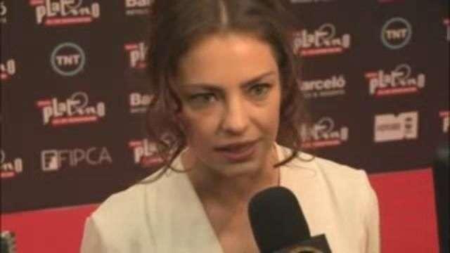 Dolores Fonzi dedica su Premio Platino a la Mejor Actriz a las mujeres