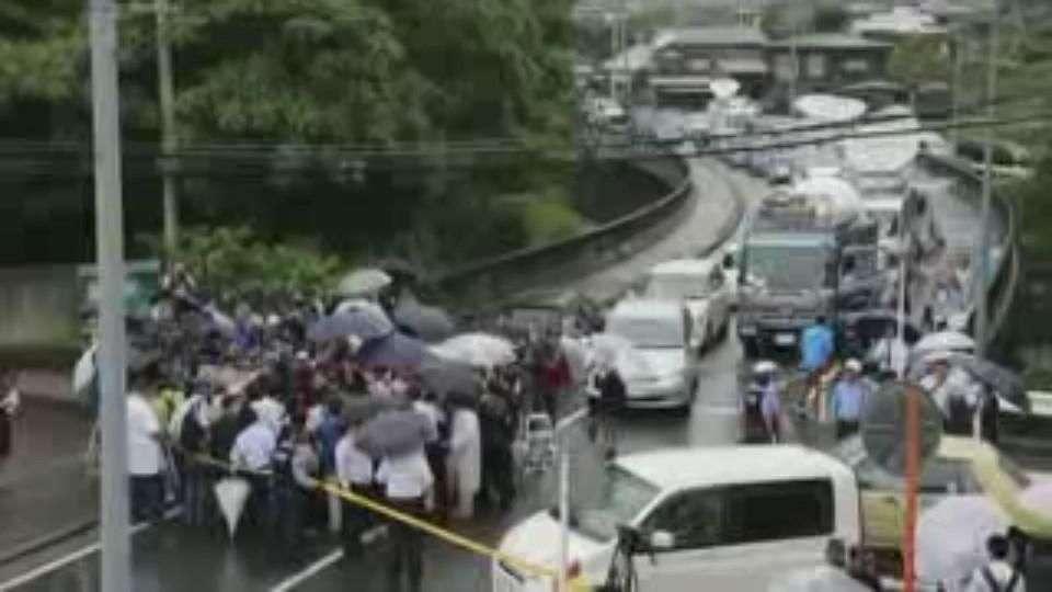 Masacre en un centro de discapacitados en Japón deja 19 muertos y 25 heridos