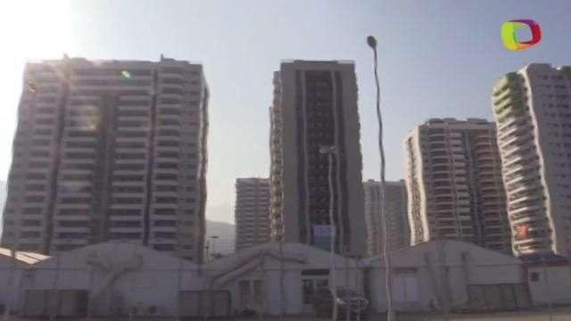 Río 2016 asegura que 21 edificios de la Villa Olímpica ya están habitables