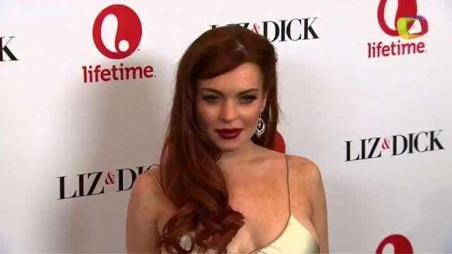 Lindsay Lohan comprometida, embarazada y le fueron infiel