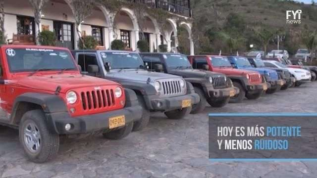 Jeep una leyenda de las carreteras Latinoamericanas