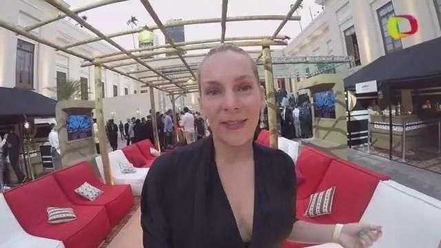 Eugenia en los Juegos: En la casa Qatar con las leyendas brasileñas