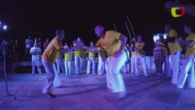 Eugenia en los Juegos: El arte de la Capoeira