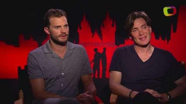 """Jaime Dornan y Cillian Murphy son dos soldados checos en busca de libertad en """"Anthropoid"""""""