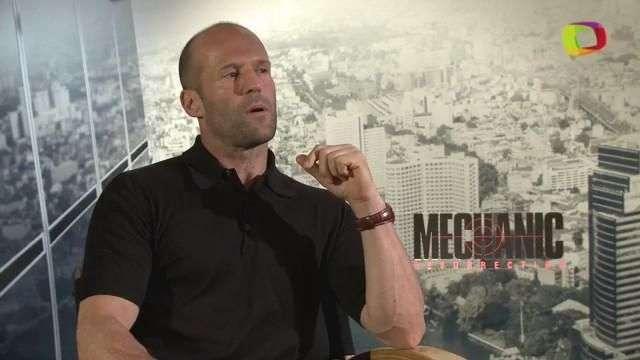 "Jason Statham es un asesino profesional en ""Mechanic Resurrection"""