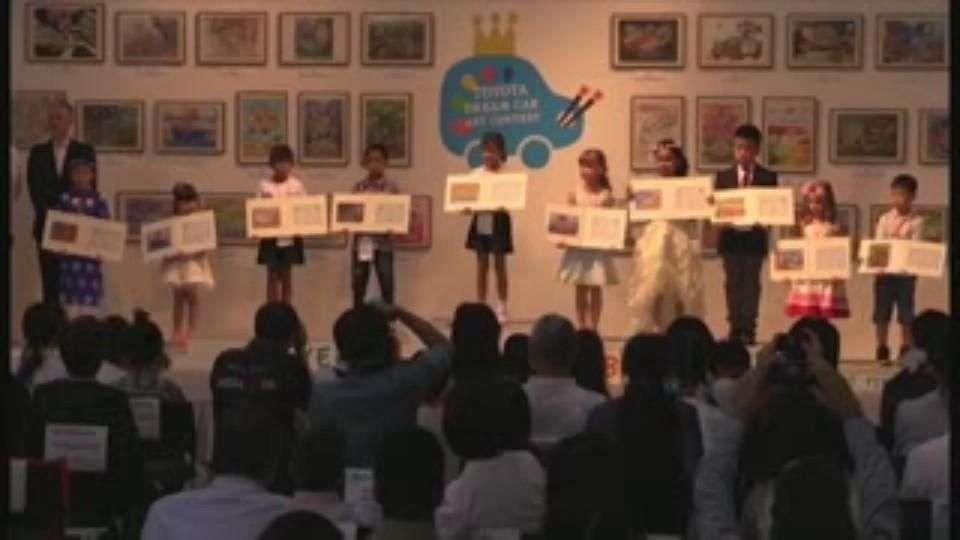 España y América Latina triunfan en el concurso de dibujo de Toyota