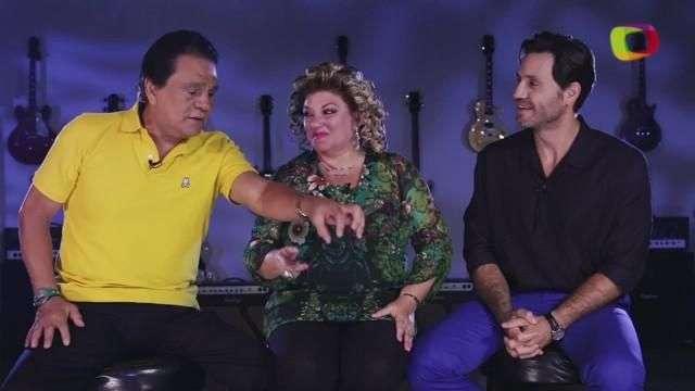"""Roberto """"Manos de Piedra"""" Durán y Edgar Ramírez juntos en """"Hand of Stones"""""""