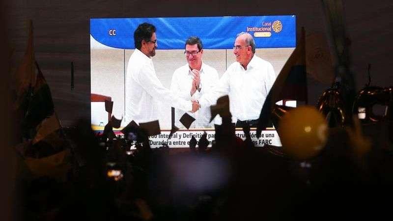 FARC, de guerrilleros a políticos