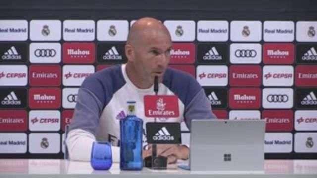 """Zidane sobre Piqué: """"Puede opinar lo que quiera, nosotros ganamos la Champions"""""""