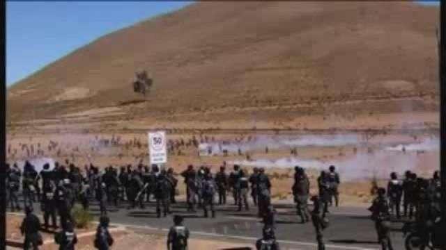 Rescatan el cadáver del viceministro boliviano asesinado por mineros