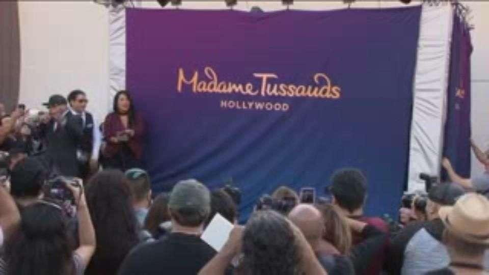 El museo Madame Tussauds de Hollywood desvela una escultura de Selena