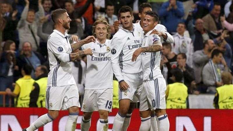 """Real Madrid pelea por la """"Orejona"""""""