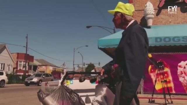 Abuelito mexicano gana jubilación por donaciones