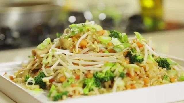 Chef James: Un arroz rico y saludable