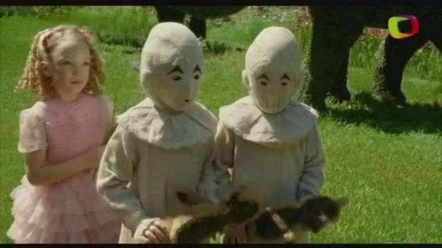 Fantasía y realidad se difuminan en la nueva película de Tim Burton