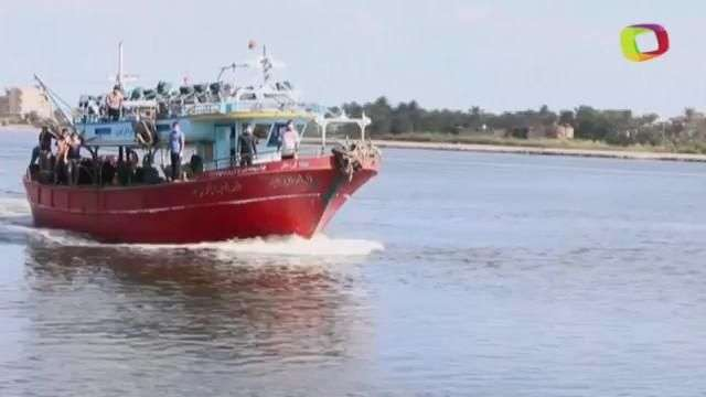 Recuperan 170 cuerpos de naufragio migrante en Egipto