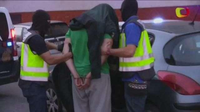 Detienen a cinco presuntos yihadistas en España, Alemania y Bélgica