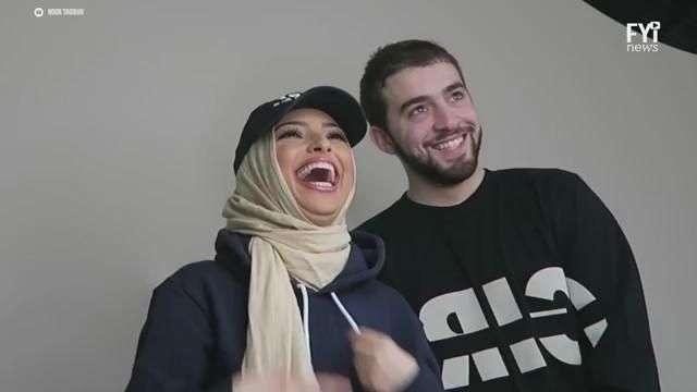 Musulmana rompe tabúes y posa en Playboy