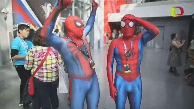 Nueva York abre las puertas de la Comic Con