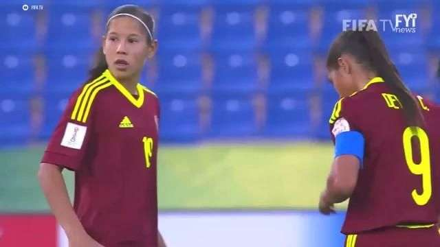 Ella es la reina del fútbol venezolano