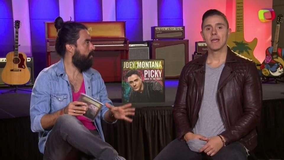Joey Montana quiere superar el éxito de Picky