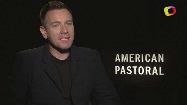 """Ewan McGregor debuta como director en """"American Pastoral"""""""