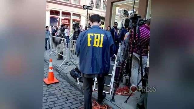 El FBI visita a Angelina y los niños