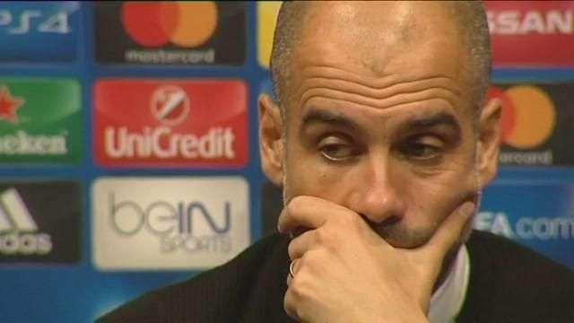 """Guardiola: """"Tengo la percepción de que no hemos estado tan mal"""""""