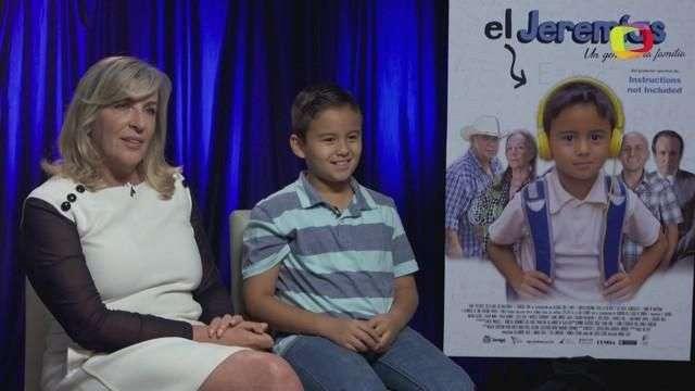 Martín Castro es un niño genio en 'El Jeremías'