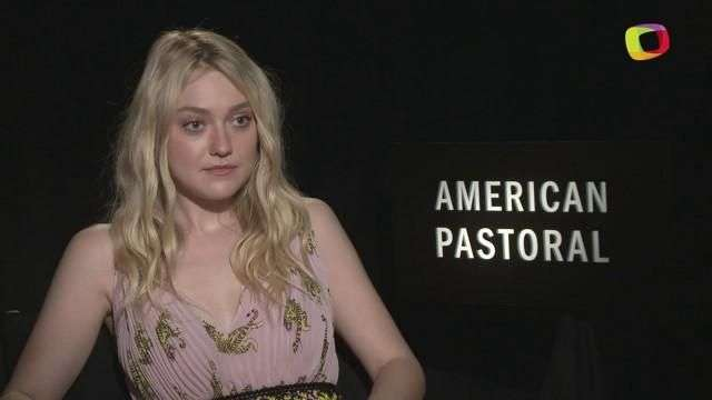 Dakota Fanning es una revolucionaria en 'American Pastoral'