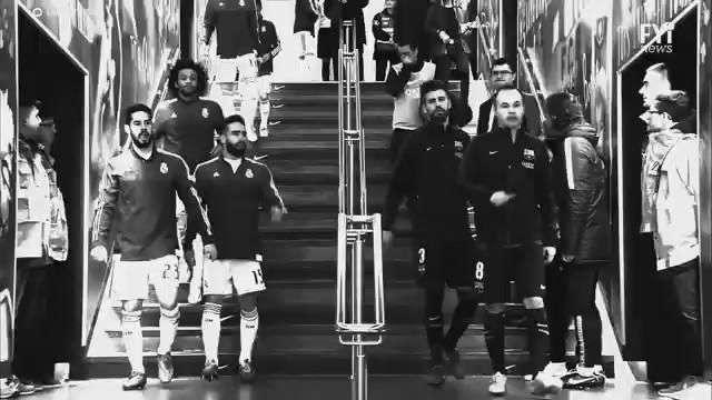 El mundo se paraliza con El Clásico Madrid vs Barça